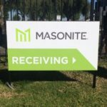Metal Signs outdoor post panel wayfinding e1530206799371 300x221 150x150