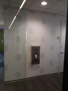 New York City Wall Graphics office branding 2 225x300